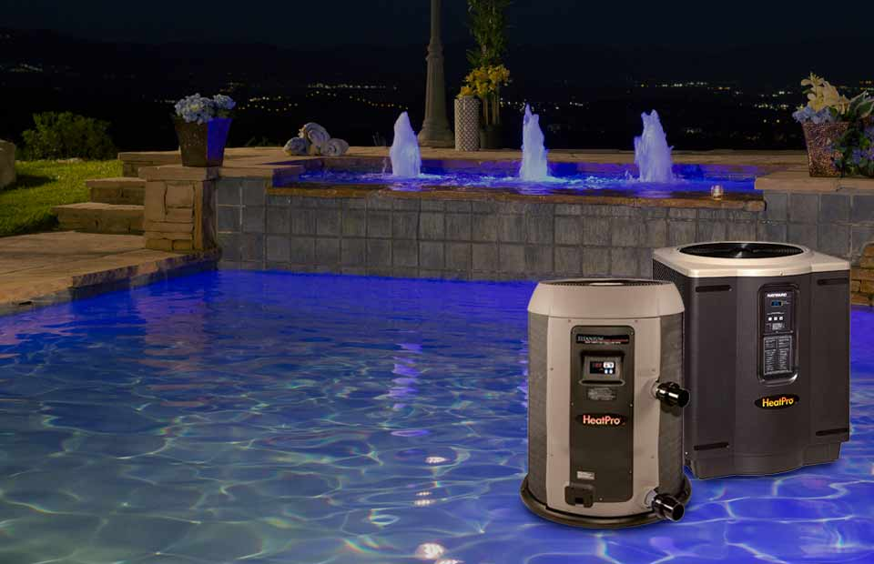 Gas Pool Heaters Pool Heat Pumps Hayward Pool Products