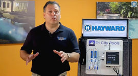 Hayward Commercial Pool Revolutionizes Chemical Automation for Tri-City Pools