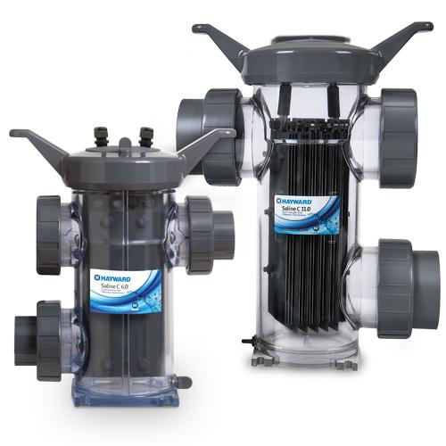 Hayward Saline C Series Salt Chlorine Generator Sanitization Commercial Hayward Pool Products