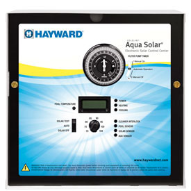 Image for AquaSolar TC from Hayward Residential and Commercial Pool Products