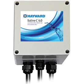 Image for Pre-Wired - Electrical Junction Box - 120V - Back-Up from Hayward Residential and Commercial Pool Products