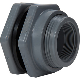 Image for BFAS Series Bulkhead Fittings from Hayward Residential and Commercial Pool Products