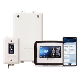 Image for OmniHub Smart Pool and Spa Control from Hayward Residential and Commercial Pool Products