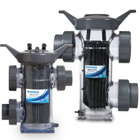 Image for Saline C Series Commercial Salt Chlorine Generators from Hayward Residential and Commercial Pool Products