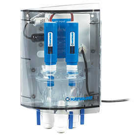 Image for OmniLogic Sense and Dispense from Hayward Residential and Commercial Pool Products