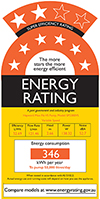 MaxFlo™ VS Energy Rating