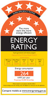 TriStar<sup>®</sup> VS Energy Rating