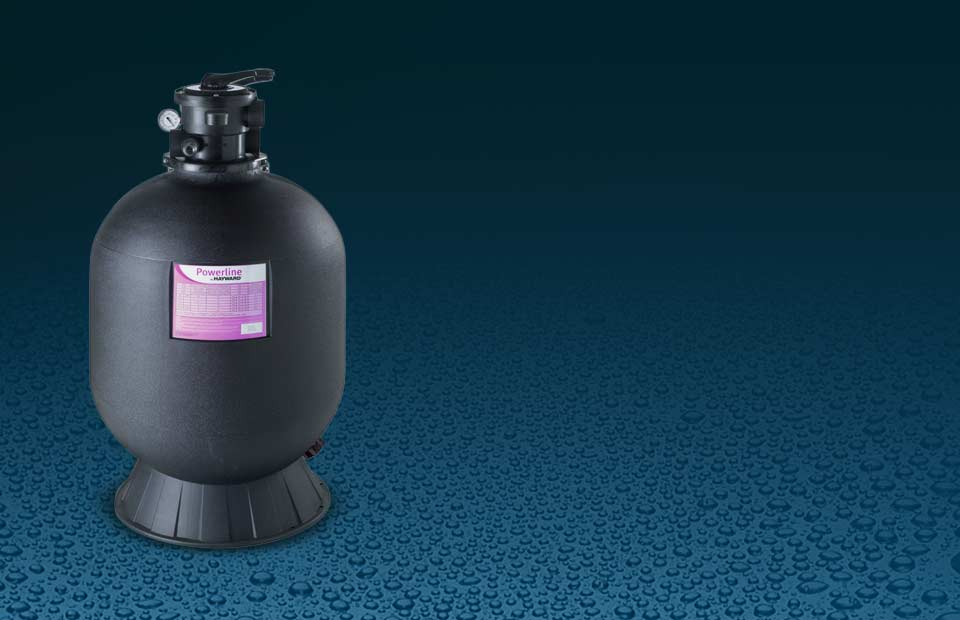 Powerline Sand Filter