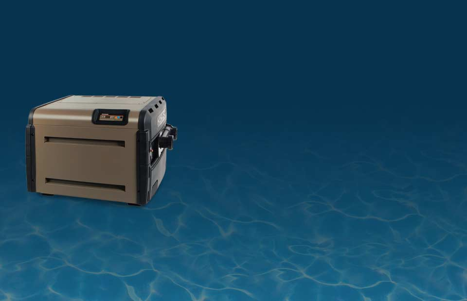 Universal H-Series Gas Pool Heaters